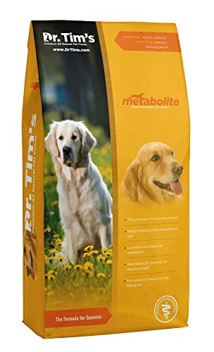 Metabolite Weight Management Dr. Tim's Premium All Natural Pet Food, 14.25