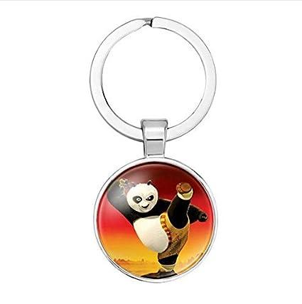 Llavero de oso panda - Llavero de panda - personalizado ...