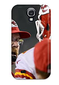 Premium Kansasityhiefs K Back Cover Snap On Case For Galaxy S4