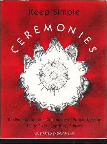 Book Keep Simple Ceremonies: The Feminist Spiritual Community of Portland, Maine