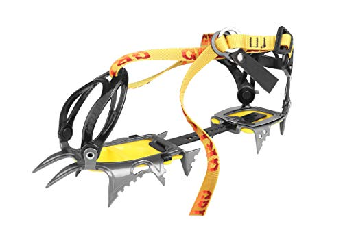 Grivel Air Tech crampon New-Classic yellow/grey ()
