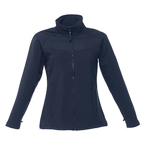 Viento Regatta Softshell Mujer Clásico Para Chaqueta gris Al Resistente Rojo xrr5Igp