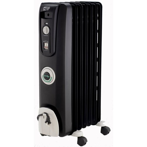 Electric Radiant Radiator Heater Oil Filled Portable Indoor Warm 1500 Watt 144 SQ FT NEW Oil Filled Heaters