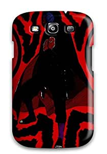 [mgVGxTO4958zBpzk]premium Phone Case For Galaxy S3/ Awesome Narutos! Tpu Case Cover