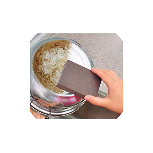 Kitchen Cleaning Eraser Pot Nano Melamine Sponge Cleaner Multi-functional Descaling Stains Sand Sponge Household Cleaning tools,as pic