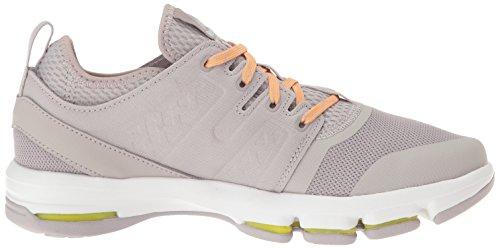 Zapatillas Para Caminar Reebok Mujeres Cloudride Dmx Whisper / Fire Spark / Blanco