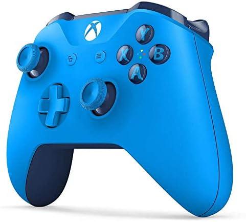 Xbox One Wireless Controller - Blue Vortex