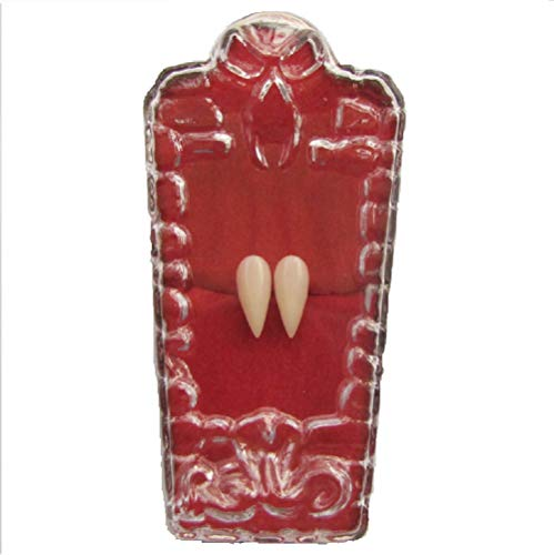 Kaptin Vampire Teeth,Custom Fangs for Halloween Decoration & Theatrical Performances