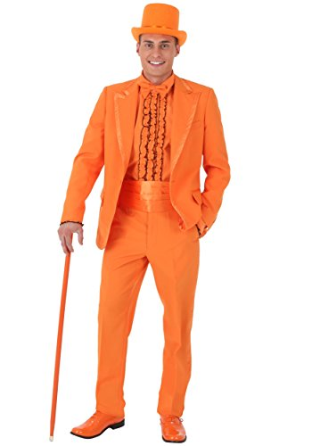Dumb and Dumber Lloyd Tuxedo Costume - 2X -