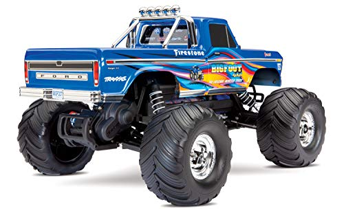 Traxxas Bigfoot Special Edition (Traxxas Trucks 1 10)