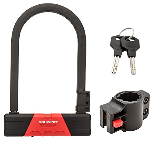 Schwinn SW76391-3 U Lock Ultra Hardened