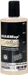 Warmup - Aceite de masaje efecto calor chocolate blanco