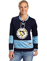 NHL Women's Pittsburgh Penguins Reebok Premier Team Jersey - 7214W5P4Wrppe (Navy, Large)
