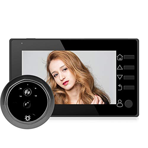 SAFE-HOME Visual Intercom Door Phone 4.3