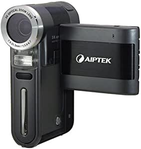 Aiptek GO-HD High Definition 720p Camcorder with 3x Optical Zoom (Discontinued by Manufacturer)