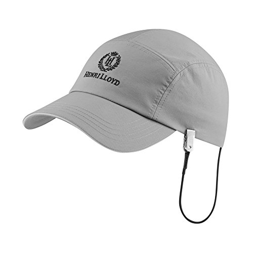 Henri Lloyd Freedom Sailing Crew Cap and Retainer 2017 - Titanium
