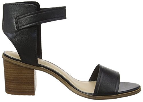 Aldo Damen Dezi Sandalen Schwarz (Black Leather)