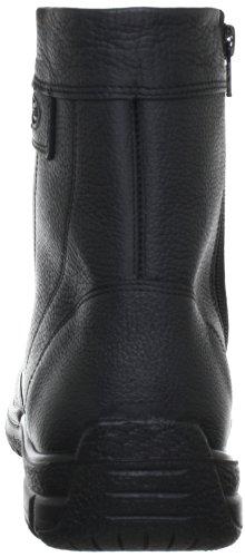 Jomos Heren Leder Uniforme Kleding Schoenen Zwart