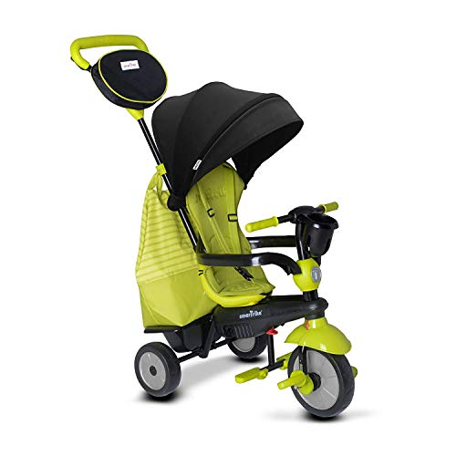 smarTrike Swing DLX Baby Tricycle, Green (Smart Trike)