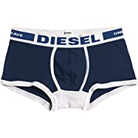 Diesel Men's Hero Fresh and Bright Cotton Modal Trunk