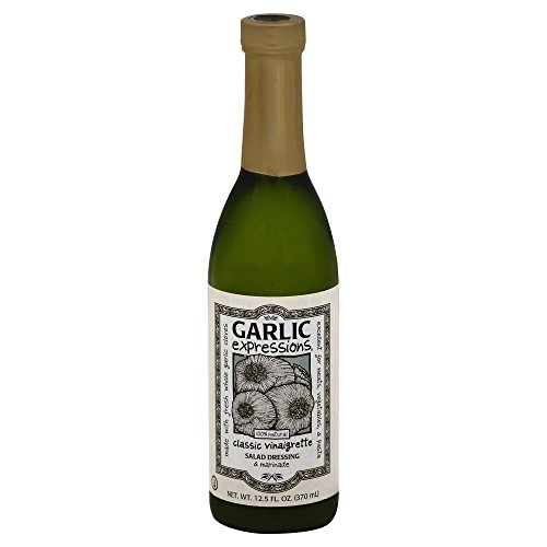 Garlic Expressions Classic Vinaigrette Salad Dressing & Marinade (Pack of 12) ()