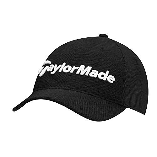 TaylorMade Golf 2017 juniors radar hat black