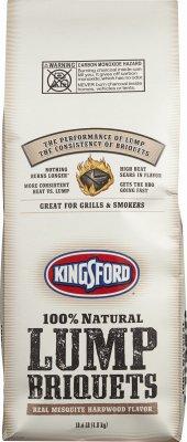 Kingsford Products 31352 Lump Briquets, 10.6-Lbs. - Quantity 48