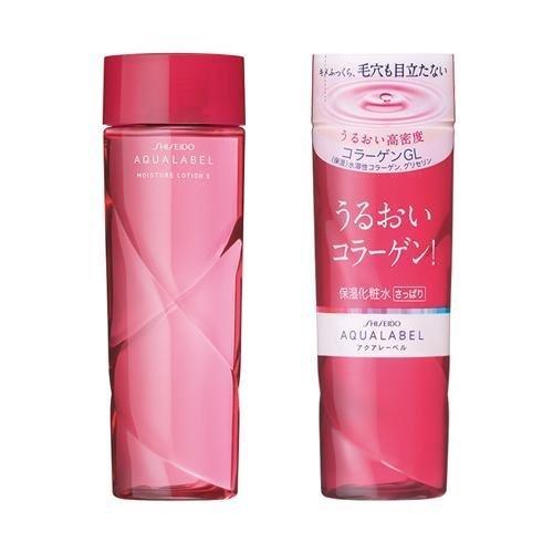Hyaluronic Acid Toner 200ml - Light by AQUALABEL (Shiseido Aqua Label)