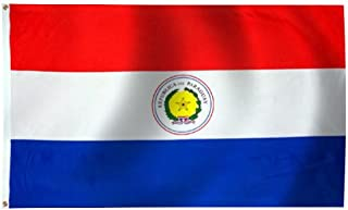 product image for Eder Flag - Paraguay Flag - Endura-Nylon - 3 feet by 5 Feet