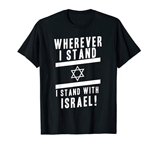 i stand with israel - 5
