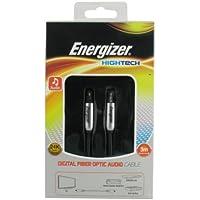 Energizer Audio cable Fiber Optic 3 M Silver - LCAEHFIBOP30