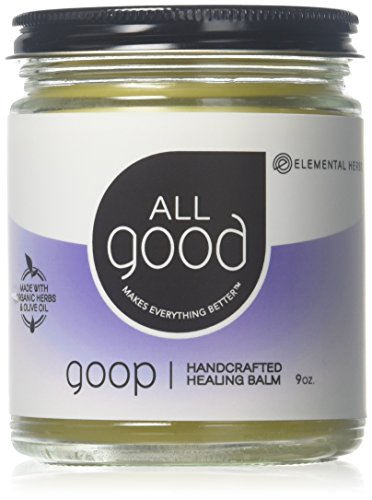 All Good Organic Ointment Blisters