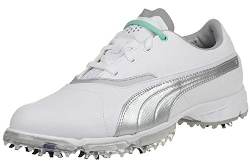 Puma BioPro Women Golfschuhe Golf 187588 02 wns leather, shoe size:EUR 37.5 ()