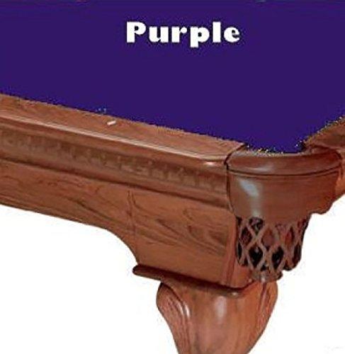 8' Purple ProLine Classic 303 Teflon Billiard Pool Table Cloth (Classic Billiard Table)