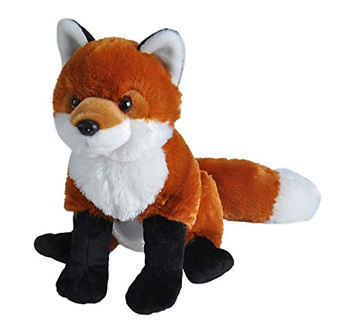 Kids Stuffed Plush Animal - Wild Republic Red Fox Plush, Stuffed Animal, Plush Toy, Gifts For Kids, Cuddlekins 12 Inches