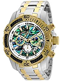 Pro Diver Chronograph Mens Watch 25093