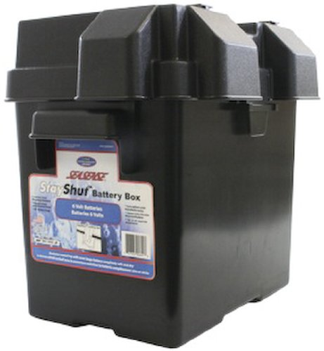 Seasense Battery Box for 6 Volt