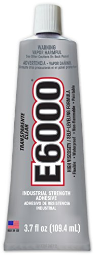 E6000 220011 High Viscosity Adhesive - 3.7 fl. oz.