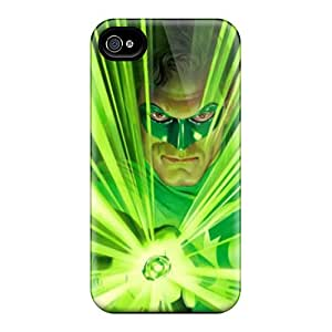 Great Cell-phone Hard Covers For Apple Iphone 4/4s (IdN28984vdwI) Custom High-definition Green Lantern Pictures