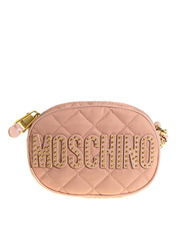 Moschino Borsa A Spalla Donna B740882032169 Poliammide Rosa