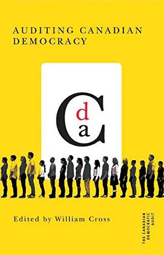 Download Auditing Canadian Democracy (Canadian Democratic Audit Series) ebook