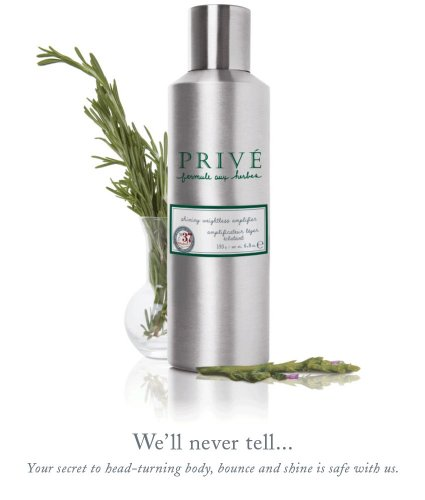 Prive Shining Weightless Amplifier Herbal