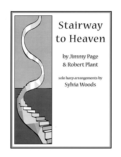 Stairway to Heaven: Arranged for Solo Harp ()