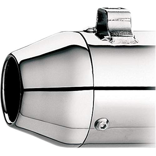 Kerker 108-7257 Tapered Replacement End Cap with Chrome Finish ()