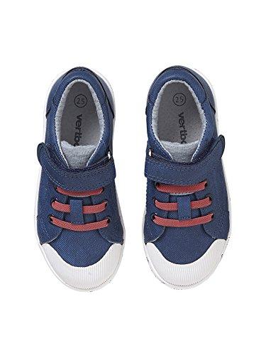 Vertbaudet Zapatillas de Deporte de Material Sintético Niños Azul