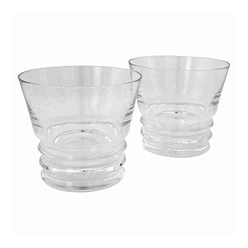 Baccarat Vega Whiskey Tumbler Glasses (Set of 2) - Vegas Las Glasses