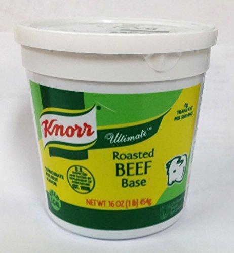 Knorr Ultimate Roasted Beef Base 16 oz. by Knorr