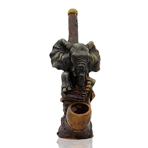 Handmade Tobacco Pipe Animal (ELEPHANT)