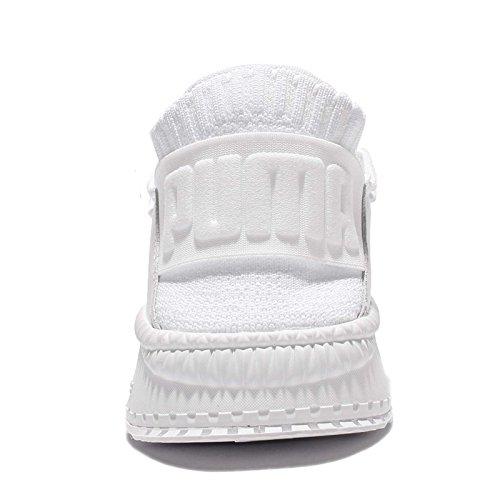Puma White Uomo PUMA Tsugi puma Bianco Sneaker White Shinsei qd6wAwZX