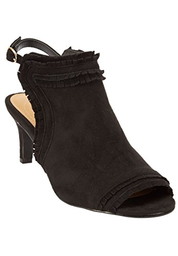 Comfortview Womens Wide Hila Pumps Zwart